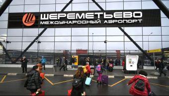Foto:Rusia decomisa una mina a un diplomático estadounidense en el aeropuerto moscovita de Sheremétevo, 9 marzo 2019