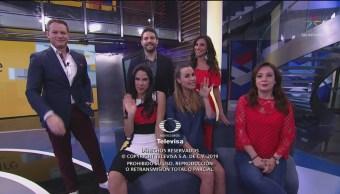 Foto: Al Aire con Paola Rojas: Programa del 8 de marzo del 2019