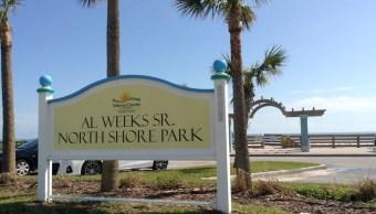 Foto: Playa Al Weeks Sr. North Shore Park, 21 marzo 2019