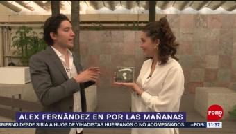 Alex Fernández presenta su nuevo disco 'Sigue la dinastía'