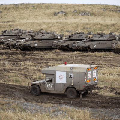 Trump, dispuesto a reconocer soberanía de Israel sobre Altos del Golán