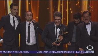 """'Amar a Muerte"""" arrasa en los premios TVyNovelas 2019"""