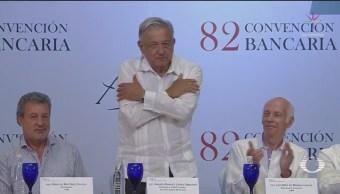 Foto: AMLO Clausura Convención Bancaria Acapulco 22 de Marzo 2019