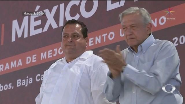 Foto: AMLO Mediador Abucheos Gobernadores 4 de Marzo 2019
