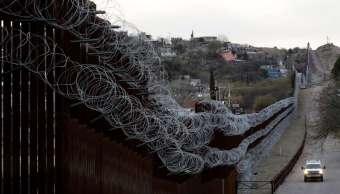 foto Roban alambre de púas del muro de Trump y lo venden en Tijuana 2 marzo 2019