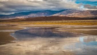 Aparece lago en el lugar más seco y caluroso de EU