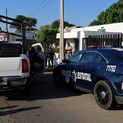 Asalto a oficinas de CFE en Villahermosa, Tabasco, deja saldo de tres muertos