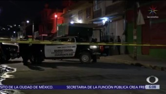 Asesinan a mujer embarazada en Ecatepec, Edomex