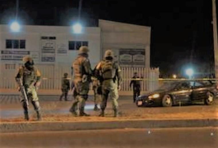 Asesinan a tres funcionarios municipales de Guanajuato