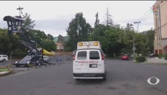 Foto: Carencia Ambulancias Impide Emergencias Taxista Infarto 1 de Marzo 2019