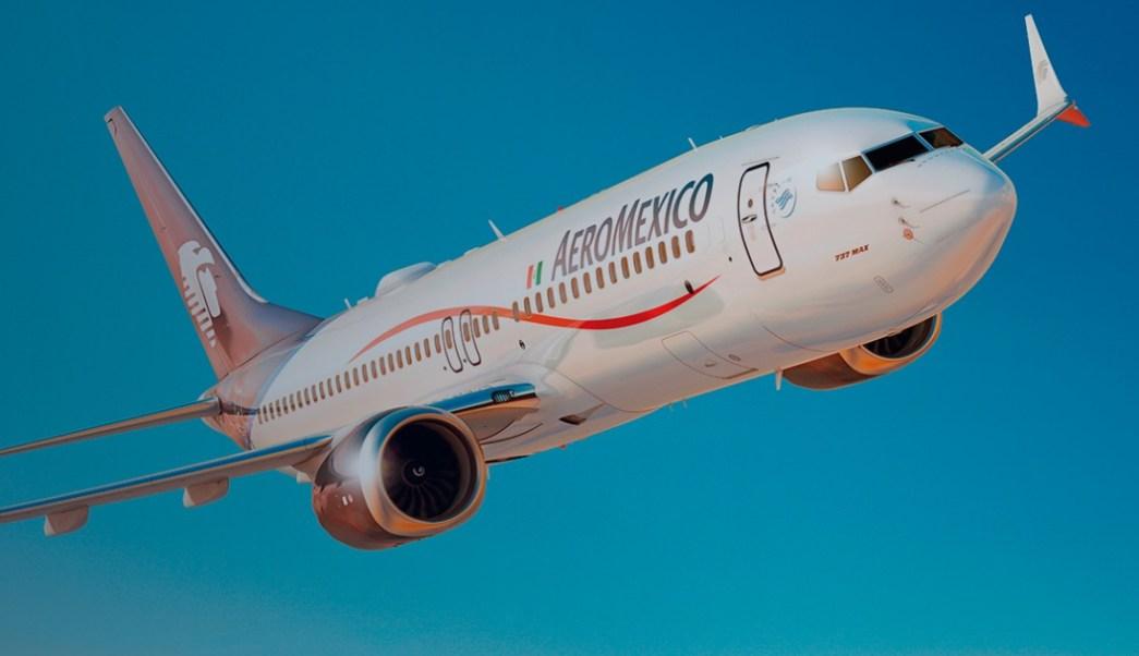 Foto: Aeroméxico suspende temporalmente la operación de sus Boeing 737 MAX 8, marzo 11 de 2019 (Aeroméxico)