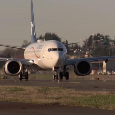 Aeroméxico seguirá operando aviones Boeing 737 MAX 8