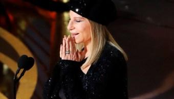 Foto: La actriz y cantante Barbra Streisand en Los Angeles, California, febrero 24 de 2019 (Reuters)