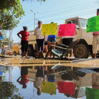 De nuevo se quedan sin agua potable en Acapulco por millonario adeudo