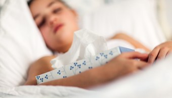 Foto: casos de influenza, 13 de marzo 2019. Getty Images