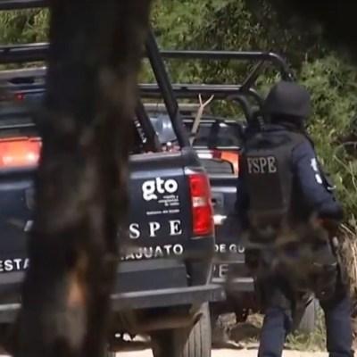 Fiscalía de Guanajuato catea inmuebles y busca los túneles por donde pudo huir 'El Marro', en Santa Rosa de Lima