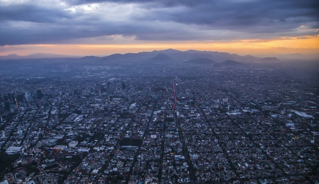 Foto: Prevén cielo medio nublado por la tarde en el Valle de México., 21 marzo 2019