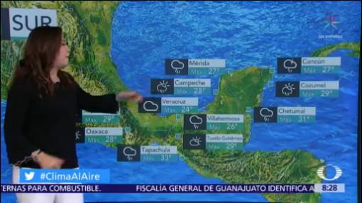 Clima Al Aire: Prevén cielo nublado sin lluvia en Valle de México