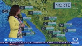 Clima Al Aire: Prevén lluvias y posible caída de granizo en CDMX