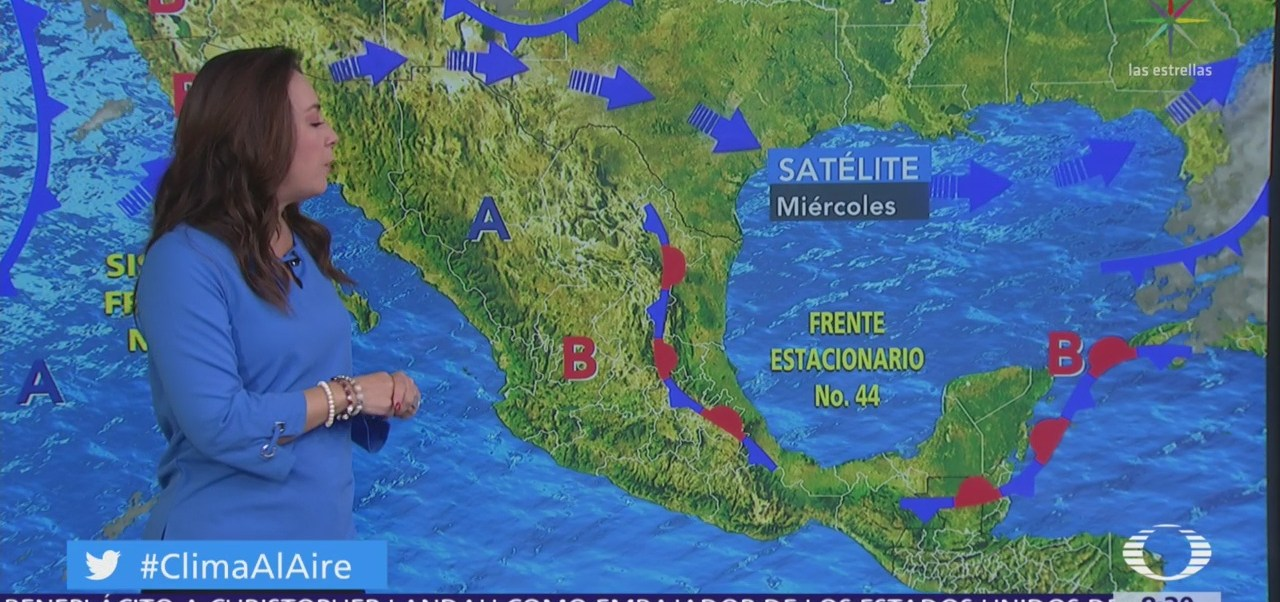 Clima Al Aire: Valle de México mantendrá cielo nublado y sin lluvia