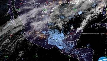 Foto: Imagen de fenómenos meteorológicos en la República Mexicana este fin de semana, marzo 17 de 2019 (Twitter: @conagua_clima)