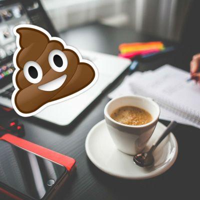 1 de cada 5 tazas de café en la oficina contiene materia fecal: estudio