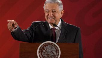 Foto: El presidente Andrés Manuel López Obrador dijo que el Plan Nacional de Desarrollo dejará atrás el neoliberalismo, el 15 de marzo de 2019 (Cuartoscuro, archivo)