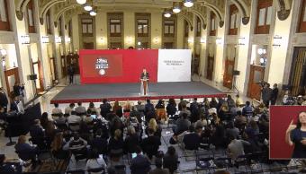 FOTO Transmisión en vivo: Conferencia de prensa AMLO 20 de marzo 2019 (YouTube/AMLO)