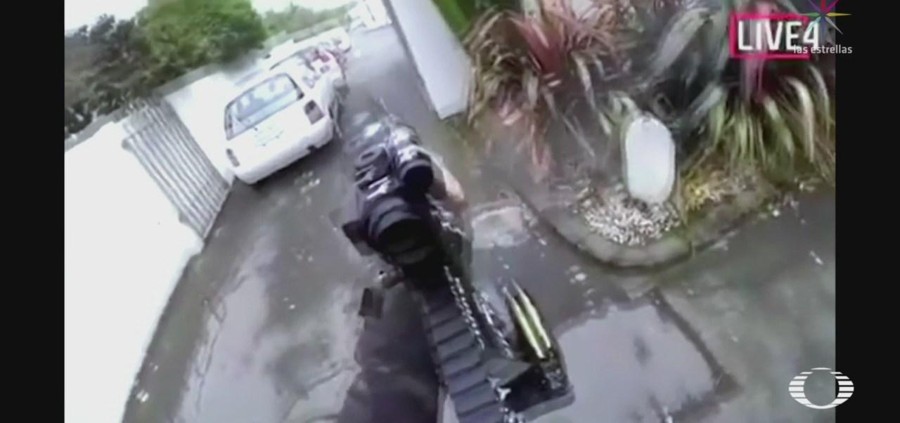 Foto: Detenidos Tiroteos Nueva Zelanda 27 Muertos 14 de Marzo 2019