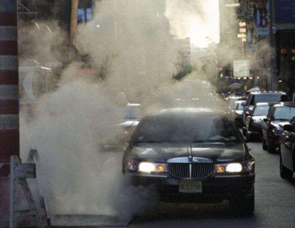 Foto: Tránsito en la ciudad de Nueva York (Getty Images)