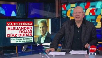 Coordinador de asesores de Monreal denuncia gobierno corrupto en Tamaulipas