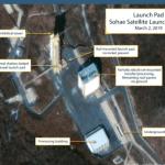 FOTO Corea del Norte restaura plataforma de lanzamiento de cohetes