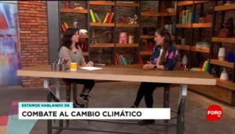 FOTO: ¿Cuál es el papel del hombre en el cambio climático?, 24 Marzo 2019