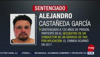 FOTO:Dan 125 años de prisión a secuestrador en Estado de México, 24 Marzo 2019