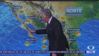 Despierta con Tiempo: Prevén ambiente caluroso en el Valle de México