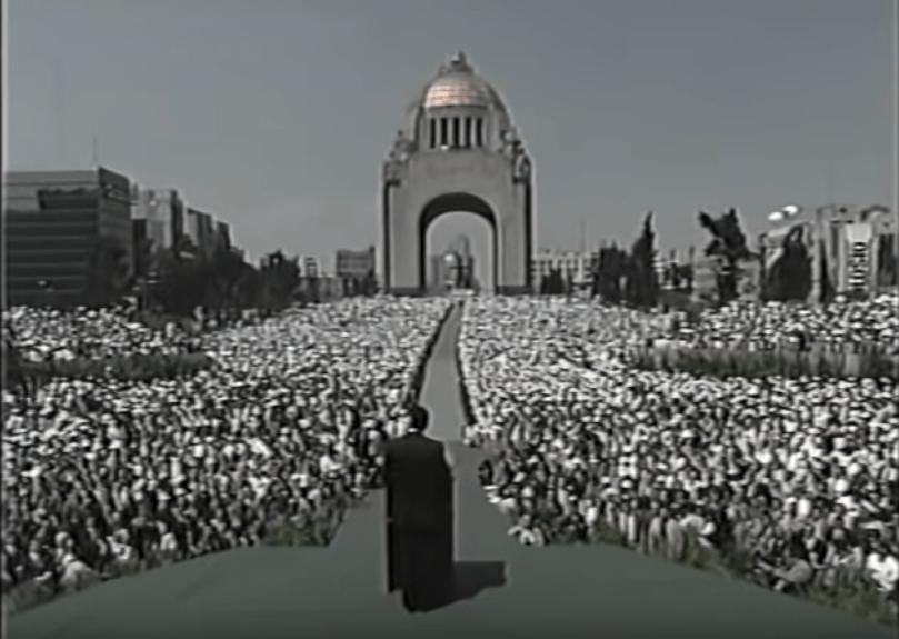 Discurso-Colosio-Monumento-Revolucion-25-anos