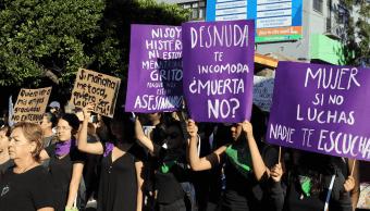 violencia mujeres, dispositivos, Cuartoscuro, 17 febrero 2019