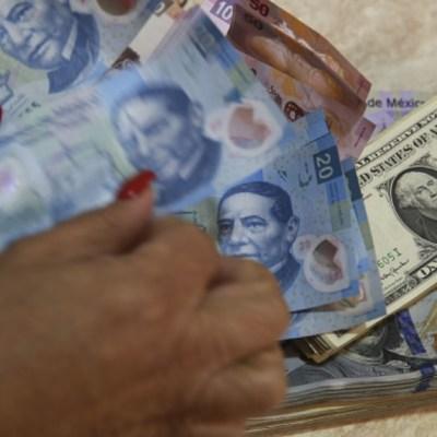 Peso mexicano se hunde por amenazas arancelarias de Trump