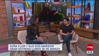 'Doña Flor y sus dos maridos', gran estreno lunes 25 de marzo
