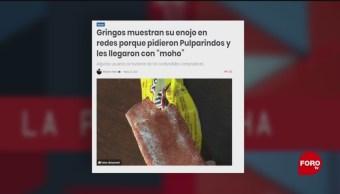 Foto: Pulparindo Moho Noticias Falsa EU Gringos 20 de Marzo 2019
