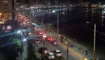 Foto: Un sismo de magnitud 6.3 sacudió la costa oeste de Ecuador 31 marzo 2019