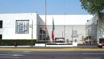 Foto: Edificio de la Secretaría de Hacienda y Crédito Público, 8 marzo 2019