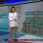 Foto: El Clima 'A las Tres' con Daniela Álvarez del 14 de marzo de 2019