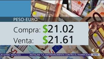 Foto: El dólar se vende en $19.26