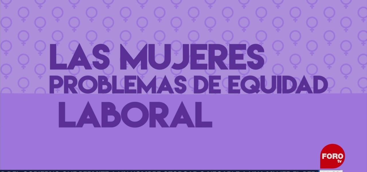 FOTO: El papel de las mujeres en la economía de México, 8 MARZO 2019