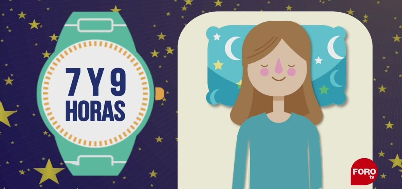 Foto: Día Mundial del Sueño, hay consecuencias por no dormil