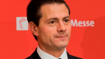 FOTO Peña Nieto es responsable de la derrota en 2018, dice Ulises Ruiz (22 abril 2018 AP alemania)
