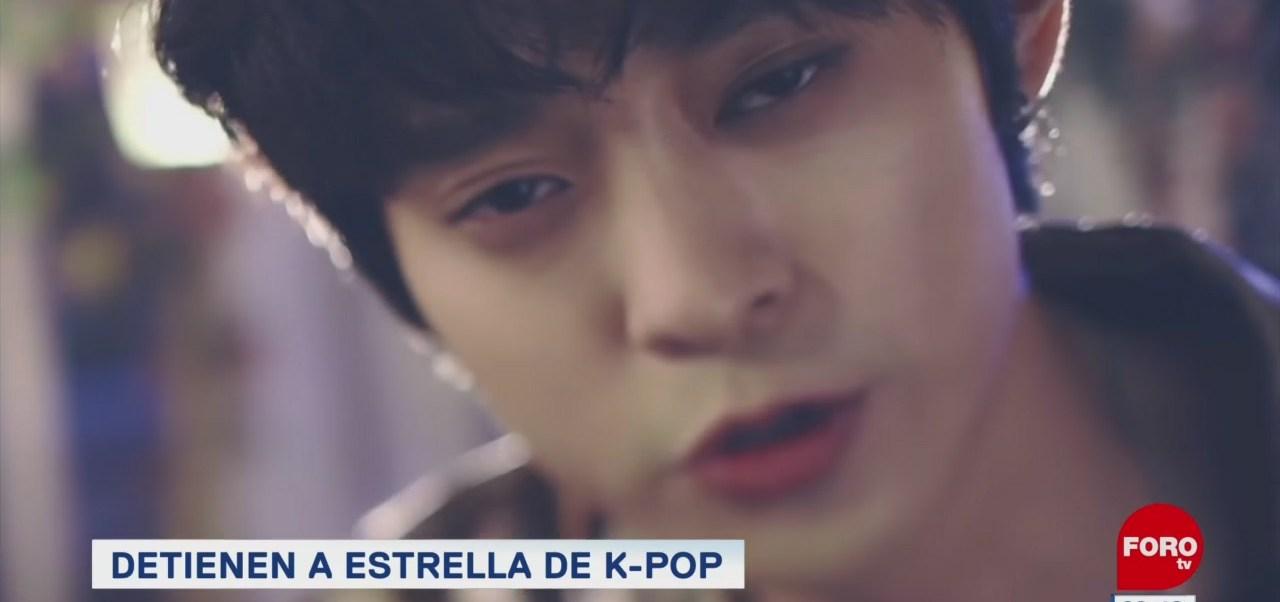 #EspectáculosenExpreso: Detienen a estrella de K-Pop por compartir videos sexuales