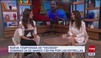 """#EspectáculosenExpreso: Nueva temporada de """"Vecinos"""""""