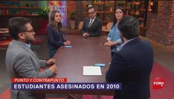 Foto: Gobierno Disculpas Asesinato Tec De Monterrey 20 de Marzo 2019